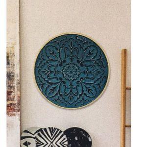 Huntington Gallery Circular Stamped Wall Decor ⚜️